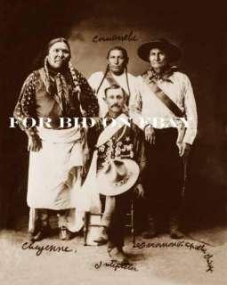 Apache Indian Tattoo Native American