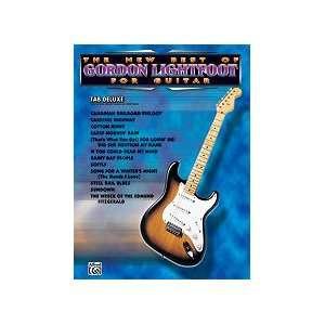 Gordon Lightfoot for Guitar (The New Best of for Guitar) Gordon