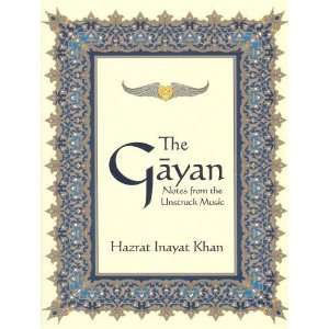 Notes From the Unstruck Music [Paperback] Hazrat Inayat Khan Books