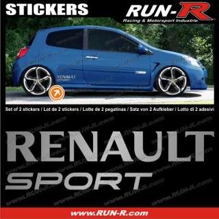 Pegatina Renault plato   Clio Twingo Megane   RE12A