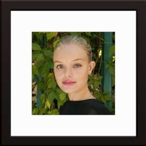 Kate Bosworth Custom Framed And Matted Color Photo Total
