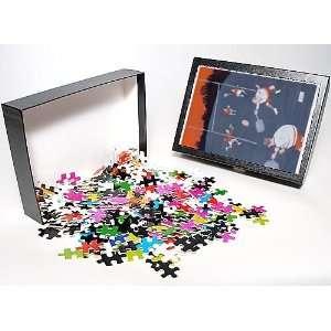 Jigsaw Puzzle of Heath Robinson Cartoon from Mary Evans: Toys & Games