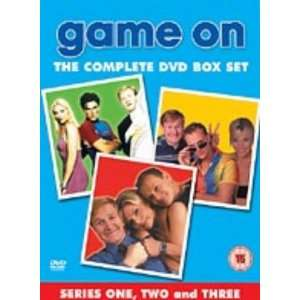 Game On: The Complete Series 1 3 [Region 2]: Ben Chaplin, Matthew