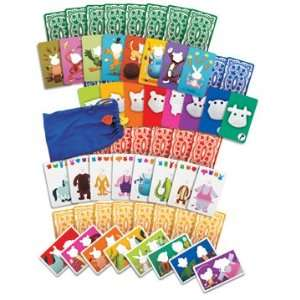 Touch and Match Animal Cards: Toys & Games