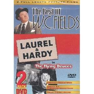 Best of W.C. Fields/The Flying Deuces: W.C./Laurel Fields: Movies & TV