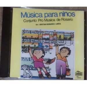 Musica Para Ninos, Vol. 1: William Schuman, Argentinian