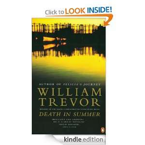 Death In Summer William Trevor  Kindle Store