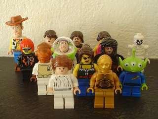 Legofigurer   Star Wars, Toy Story mm   Nyvara på Tradera. LEGO