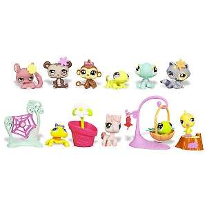 Littlest Pet Shop 10 pack of Pets at HSN