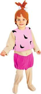 Girls Pebbles Flintstone Costume   Flintstones Costumes