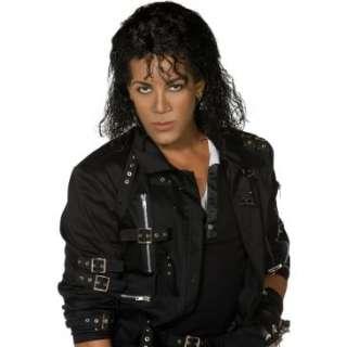 Michael Jackson Long Wig Adult, 61821