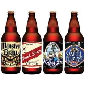 Halloween Beer Bottle Labels, 67381