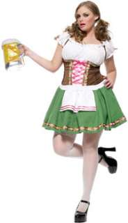 Size Sexy Gretchen Costume   German, Alpine and Oktoberfest Costumes