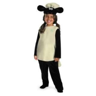 Shaun the Sheep Classic Toddler/Child Costume, 69621