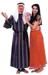 Arab Sheik Adult Costume   Adult Costumes