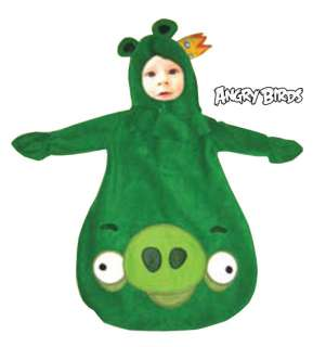 Angry Birds King Pig Costume   Family Friendly Costumes