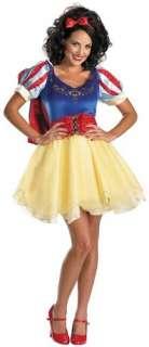 Snow White Sassy (Adult Costume)