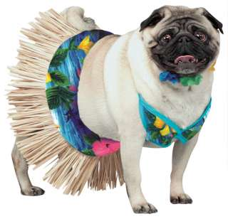 Tiki Girl Dog Costume   Hawaiian Pet Costumes   15FW90056T