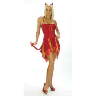 Adult Sexy Devil Skirt Costume   Devil Costumes   15FW120204