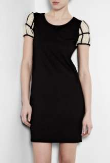 Love Moschino  Black Jersey Stretch Dress by Love Moschino