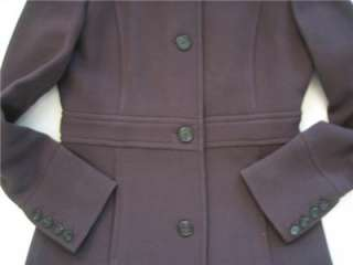 NWT 79203 J.CREW Double Cloth Lady Day Coat 2 Outwear