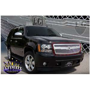 CHEVROLET TAHOE AVALANCHE SUBURBAN 2007 2012 CHROME ULTIMATE HEAVY