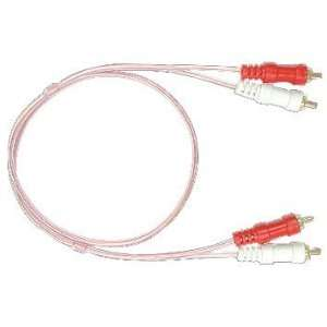 Audio Pipe AML6 Professional Stereo Cable Electronics