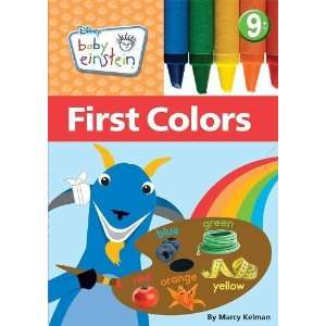 Baby Einstein First Colors (Disney Baby Einstein