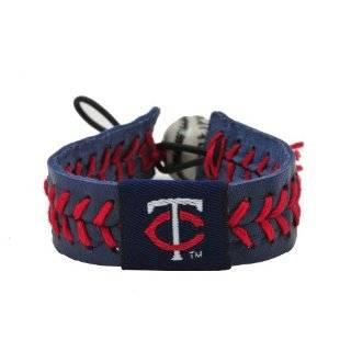 MLB Minnesota Twins Classic Baseball Bracelet  Sports