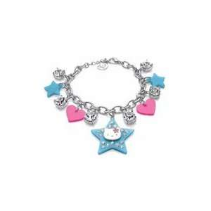 Hello Kitty Crystal Star Bracelet Arts, Crafts & Sewing