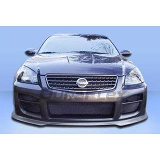 Nissan Altima Primed Black Replacement Front Bumper Cover Automotive