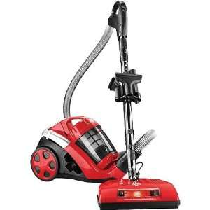Dirt Devil Vision Canister Vacuum Cleaner with Power Brush