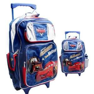 Disney Cars Mcqueen Backpack Toys & Games