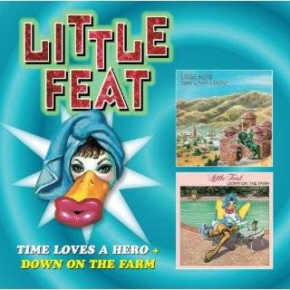 Little Feat REMASTERED 5 CD Box Set In Individual 5X5 Full