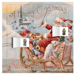 General Calendars Advent   A Merry Christmas   December