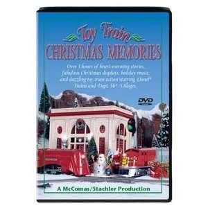 TM Books 134 Christmas Toy Train Memories DVD Electronics