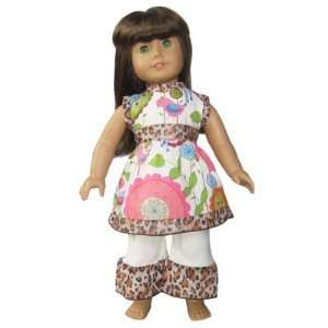 New Jungle Animal Outfit fit AMERICAN GIRL DOLL clothes Toys & Games