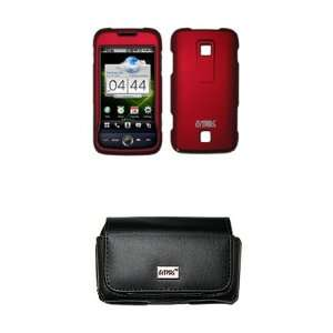 Snap On Cover Case for Cricket Huawei Ascend M860 Electronics