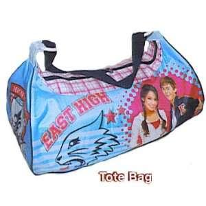 High School Musical Slumber Tote Bag with Sleeping Bag