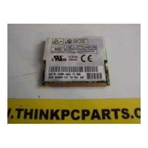 DELL INSPIRON 4000 MODEM & NETWORK MINI PCI CARD # 04G889