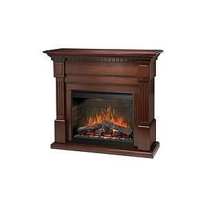 Dimplex Ovation Sussex Electric Fireplace Heater   Cherry