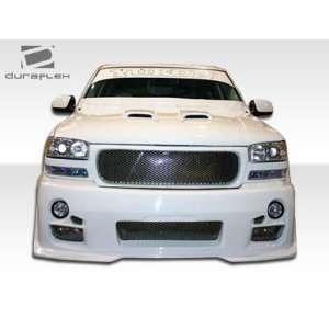 Sierra Duraflex Platinum Front Bumper   Duraflex Body Kits Automotive