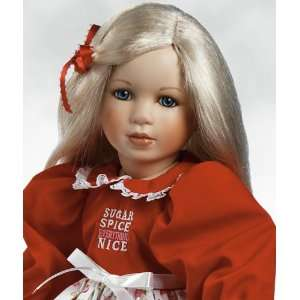 Collectible Dolls for Sale, Sugar & Spice, 18 inch Standing (Artist