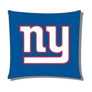 New York Giants NFL Team Floor Toss Pillow by Northwest