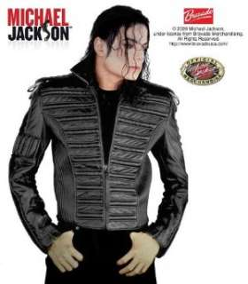 Deluxe Michael Jackson Man in the Mirror Costume LG 42 44 Clothing