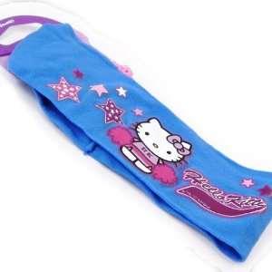 Headband Hello Kitty blue. Jewelry