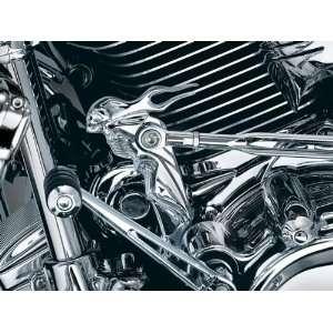 Kuryakyn 1054 Zombie Shift Arm Cover For Harley Davidson. Automotive