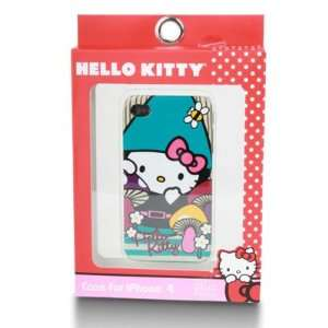 Hello Kitty Sanrio Loungefly Gnome iPhone 4 Case Cell Phones