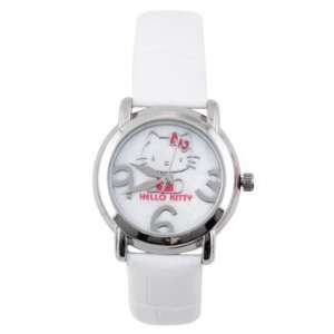 Hello Kitty Wrist Watch White Pearl Toys & Games