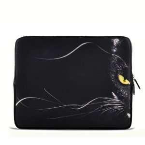 Black Cat 9.7 10 10.1 10.2 inch Laptop Netbook Tablet